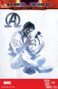 New Avengers 29