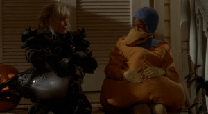 I knew Howard the Duck impregnated a pumpkin