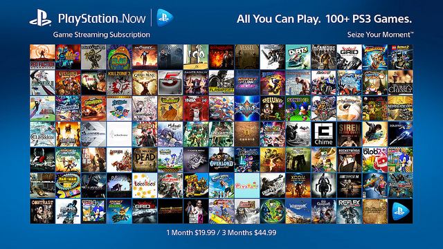 PS Now graphic