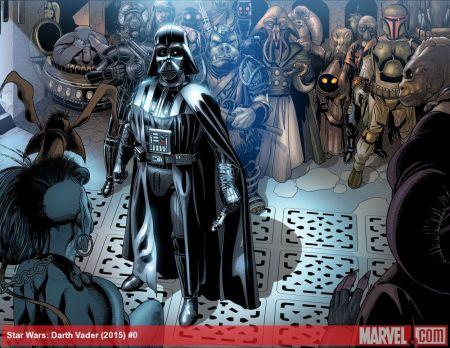 Darth Vader 1 panel