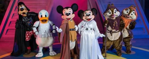 Jedi Mickey Star Wars