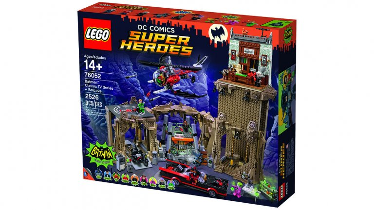 LEGO batcave 01