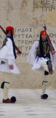 This get up during Greek Summer - Wrong!