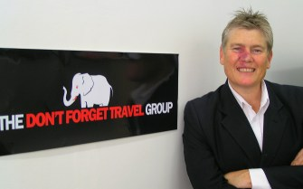 The opening of The Dont Forget Travel Group