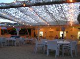 Illuminated Cover, Mykonos Taverna