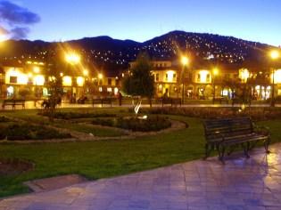 Illuminated Inca, Cuzco Peru