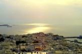 On top of Mykonos, Greece