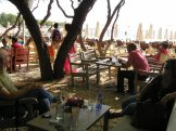 one of Athens' beach clubs