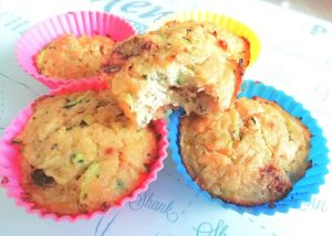 Low carb, cheese, herb and courgette cups Breakfast Grainfree Lunch snack