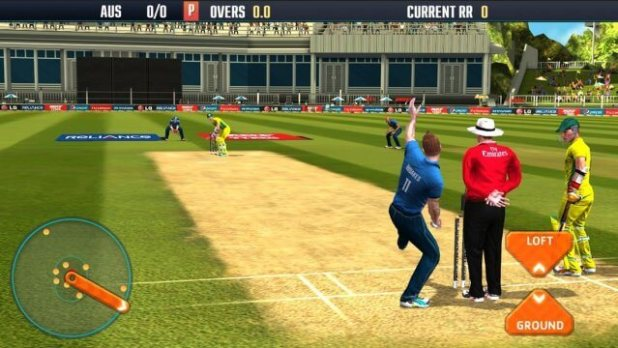 ICC Pro Cricket