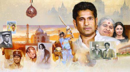 Happy Birthday Sachin Tendulkar India Cricket God (1)