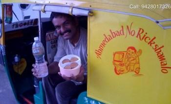 Uday Jaday Providing Free Food During Journey