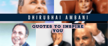 One of the 15 Best Dhirubhai Ambani Quotes on Dreaming Big