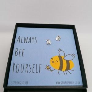 Bee Yourself Earrings