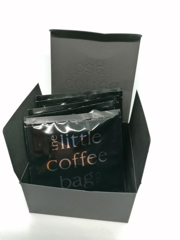 Coffee Bag Box