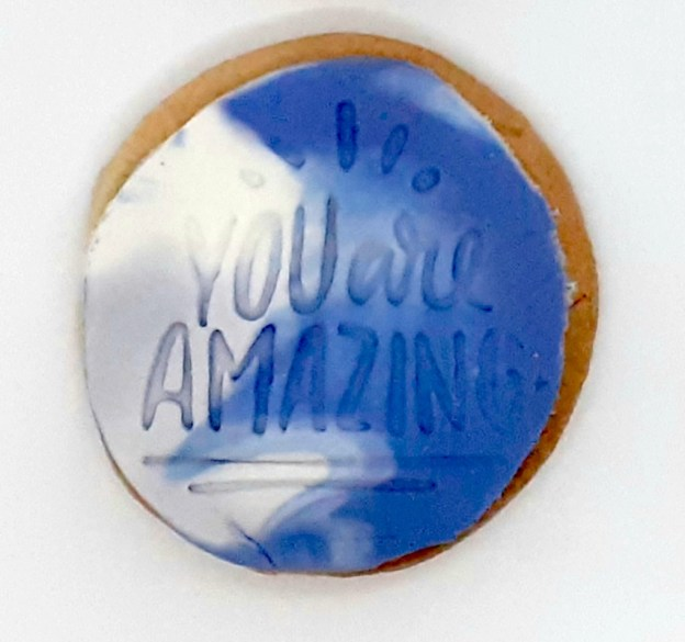 Blue Biscuit (You Are Amazing)
