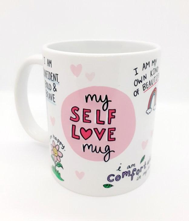 Self Love mug 2