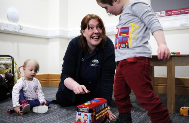 Down syndrome advocacy UK