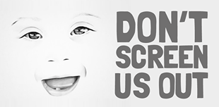 Image result for don't screen us out