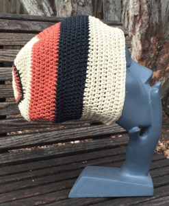 light weight hemp slouch beanie