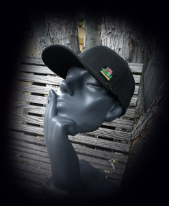 Hemp Flexfit Hats - Black