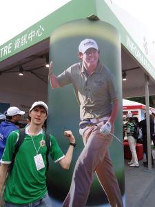 Jonny Blair tries to hunt down Rory McIlroy in Hong Kong - top 10 best northern irish travel blogs