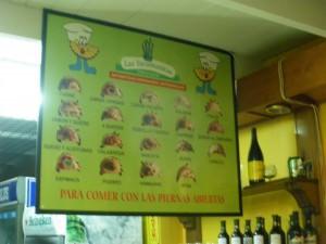 uruguayan empanadas in punda del este