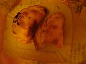 Empanadas in Uruguay