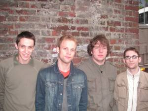 Jonny Blair managed the rock band the waves in 2006 while living in England - he now travels the world