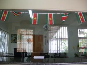 suriname embassy venezuela