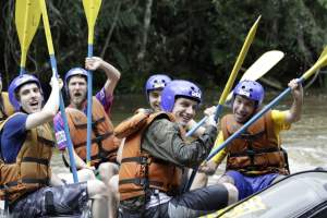In my time in Brazil I also visited Recife, Foz Do Iguacu and went white water rafting in Juquitiba!