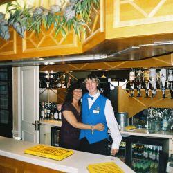 Jonny Blair at Heathlands Hotel Bournemouth England