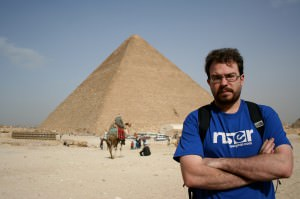 Forest Parks Everyday Nomad in Egypt at the pyramids