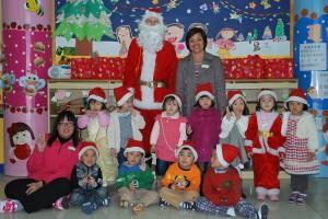 Jonny Blair Santa Claus a lifestyle of travel