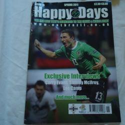 happy days northern ireland fanzine