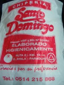 paraguayan chipa
