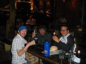 drinking in asuncion
