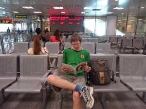 jonny blair china hong kong ferry
