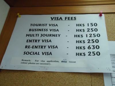 how to get a myanmar visa in Hong Kong