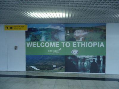 arrival in ethiopia