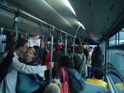 bus transfer at addis ababa