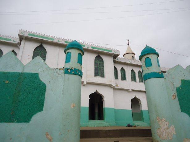 juma mosque in harar