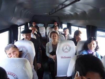 Seki bus azerbaijan