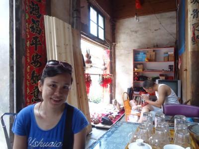 panny yu little likeng china