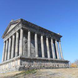 garni greek temple armenia
