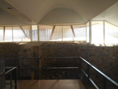 bath house remains garni armenia