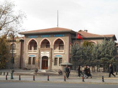 ankara turkey parliament old
