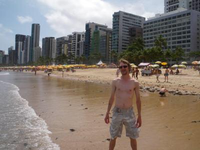 recife beach rio