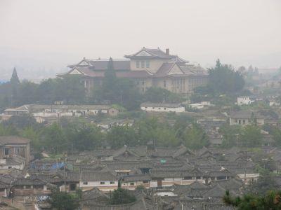 kaesong backpacker travel