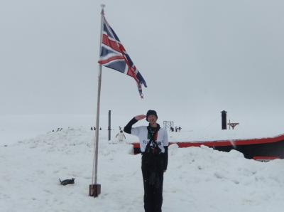 british antarctic base